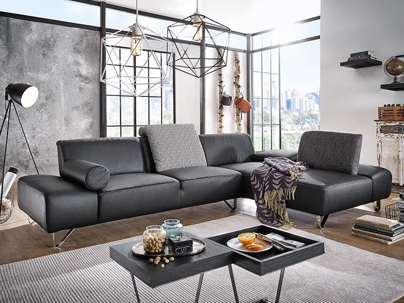 Wohnzimmereinrichtung - Möbel Wallach