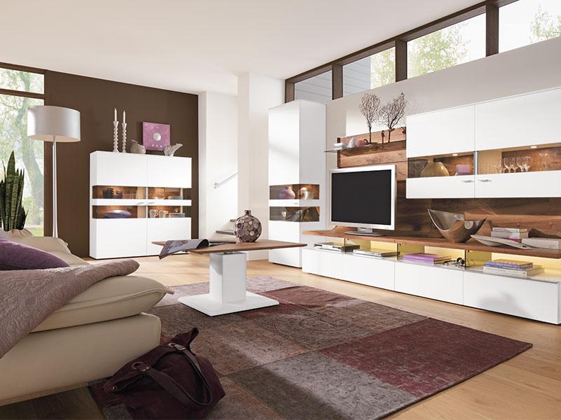 Wohnzimmereinrichtung Möbel Wallach - Wohnzimmer kompletteinrichtung