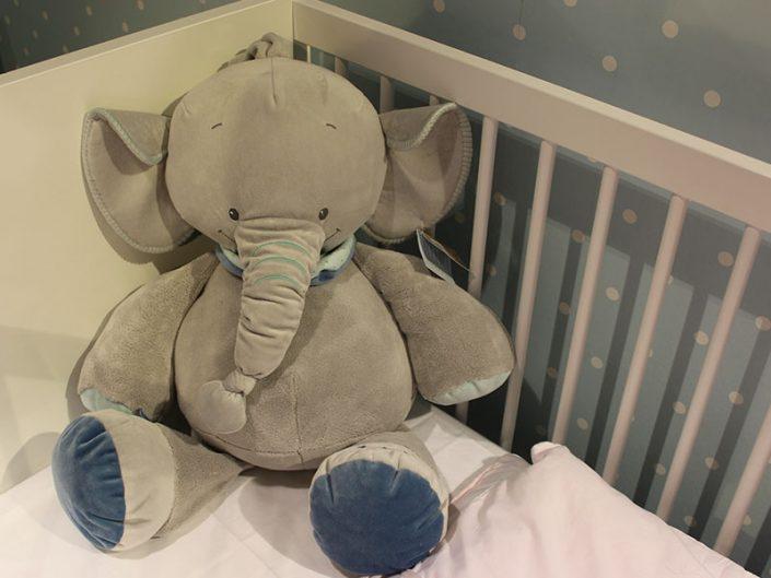 Komplettes babyzimmer m bel wallach - Babyzimmer elefant ...