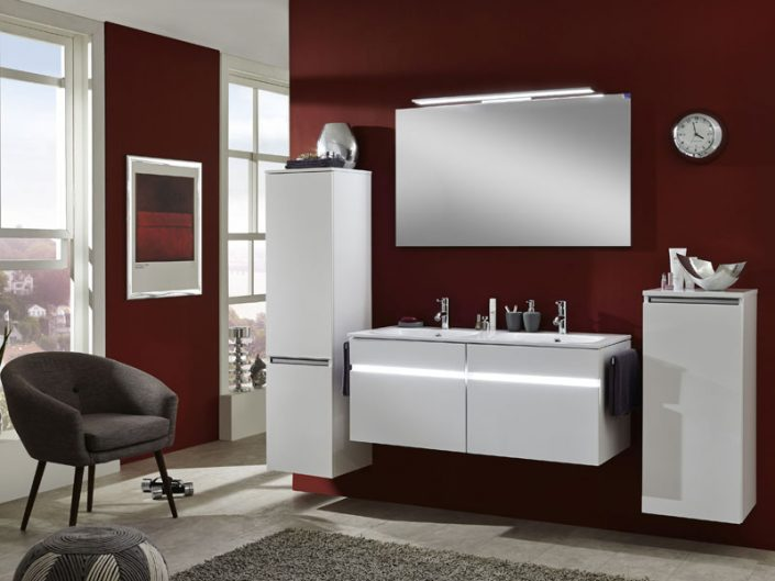 badezimmer komplett m bel wallach. Black Bedroom Furniture Sets. Home Design Ideas
