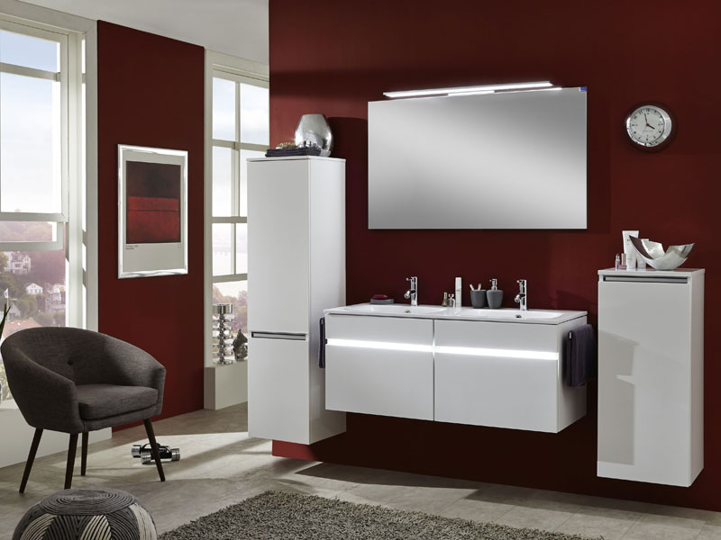 Badezimmer komplett - Möbel Wallach