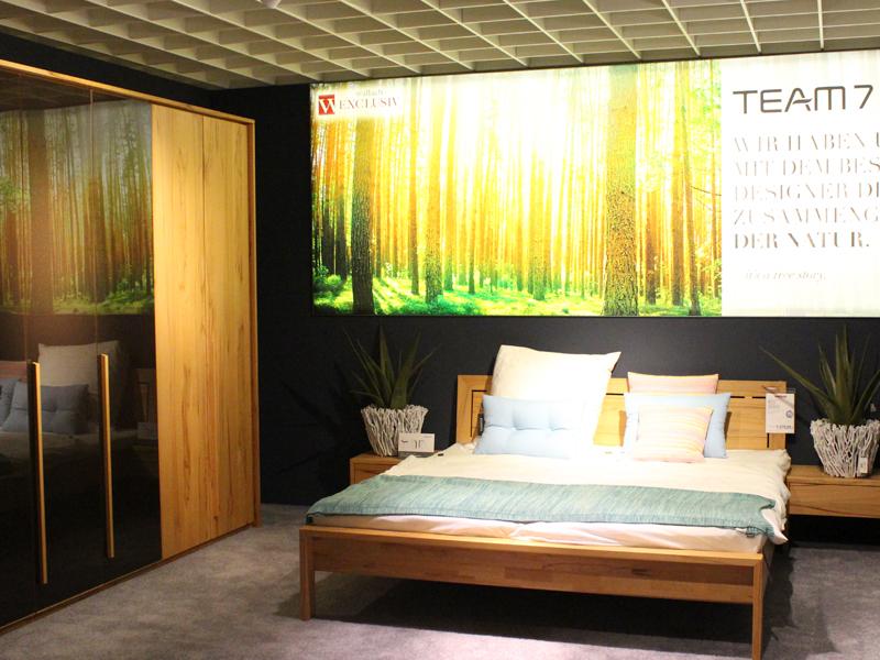 Designer Schlafzimmer - Möbel Wallach