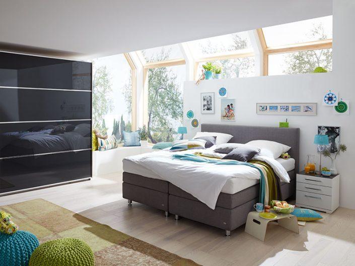 schlafzimmereinrichtung m bel wallach. Black Bedroom Furniture Sets. Home Design Ideas