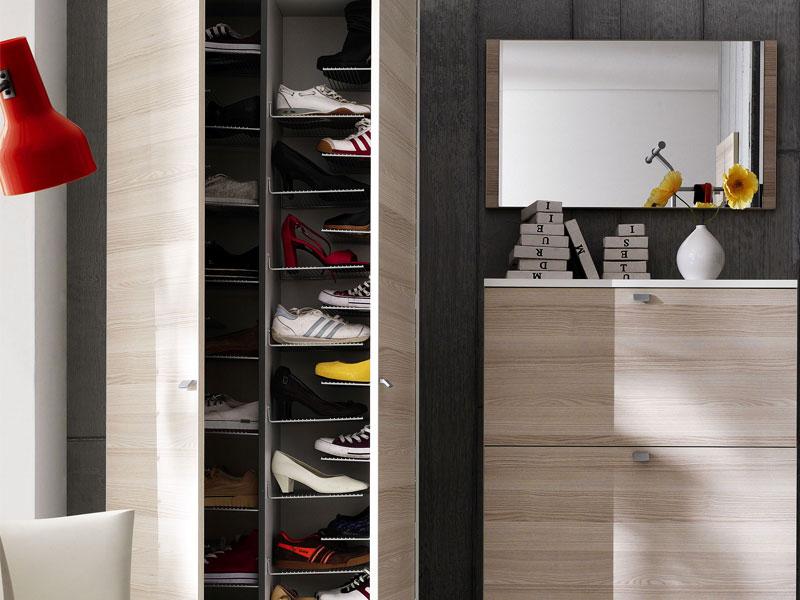 flurgarderobenset m bel wallach. Black Bedroom Furniture Sets. Home Design Ideas
