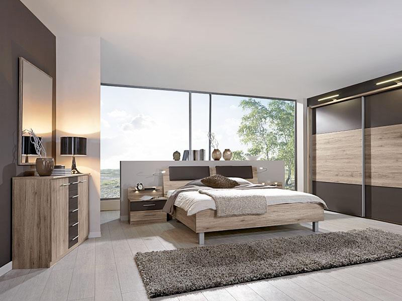 Schlafzimmereinrichtung - Möbel Wallach