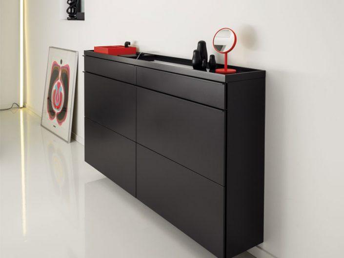 design flurm bel m bel wallach. Black Bedroom Furniture Sets. Home Design Ideas