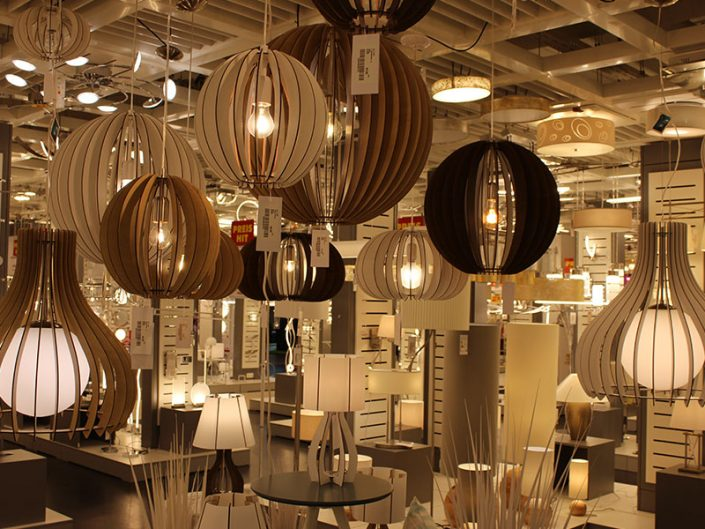 Hochwertige lampen m bel wallach for Licht lampen leuchten