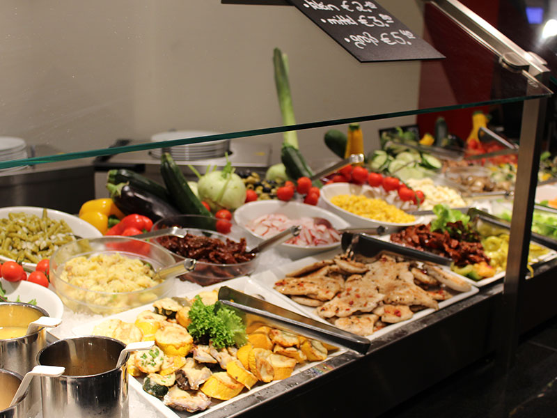 Restaurant Möbel Wallach