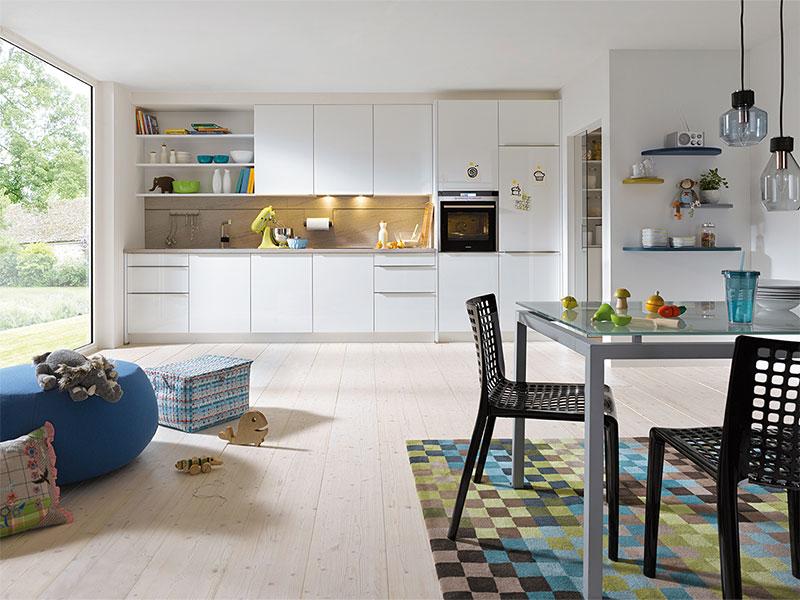 Beste Bilder Von Der Küche Mit Hellem Ahorn Schrank Ideen - Küchen ...