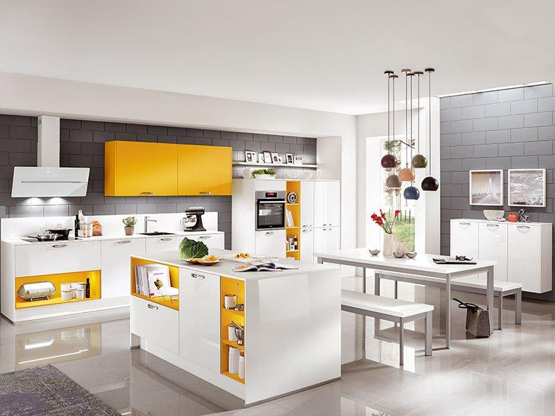 wohnk che m bel wallach. Black Bedroom Furniture Sets. Home Design Ideas