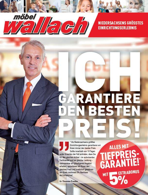 Tiefpreis Garantie Möbel Wallach