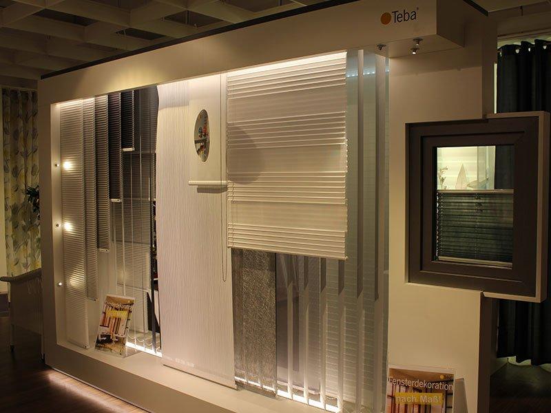 Sonnenschutz und Plissees - Möbel Wallach
