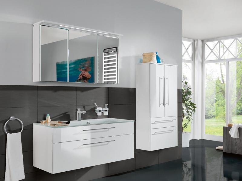 puris badm bel m bel wallach. Black Bedroom Furniture Sets. Home Design Ideas