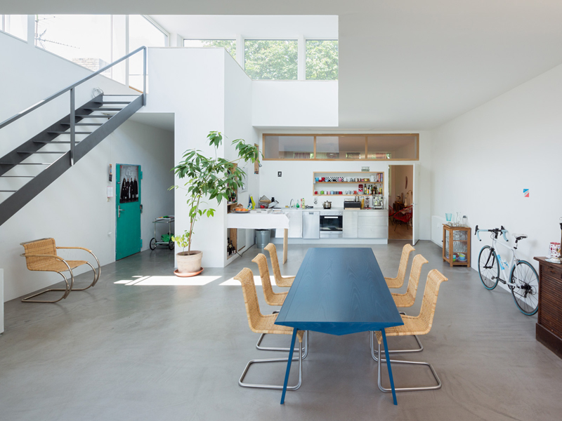 tecta m bel wallach. Black Bedroom Furniture Sets. Home Design Ideas