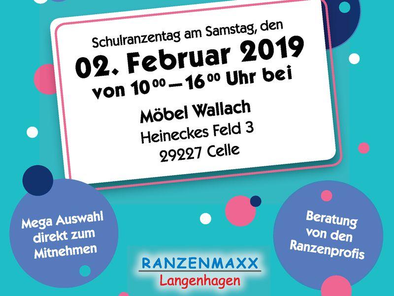 Ranzenmesse 2019 Möbel Wallach