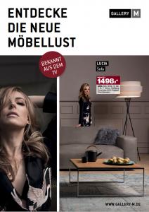 Aktuelle Werbung Möbel Wallach
