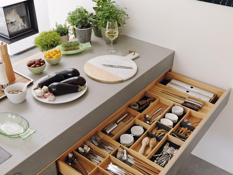 Ordnung in der Küche - Möbel Wallach