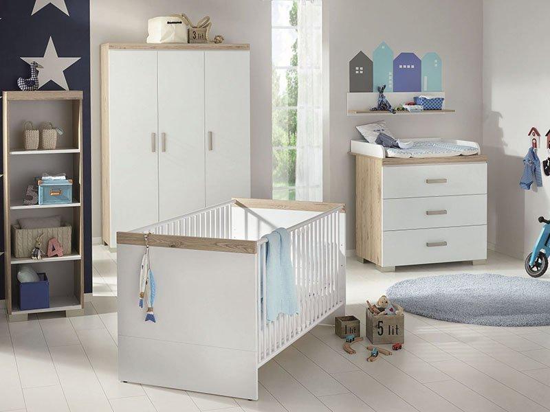 Babyzimmer einrichten m bel wallach - Baby zimmer einrichten ...